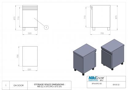 niki inox product