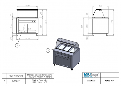 Product Drawing MM 80 107G ENG0001