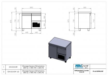 Product Drawing PA 60 089M ENG0001