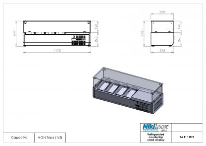 Product Drawing SA PI 118T3 ENG0001
