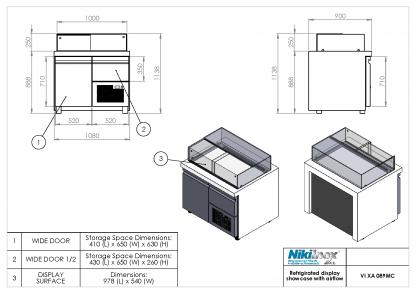 Product Drawing VI XA 105MC ENG0001