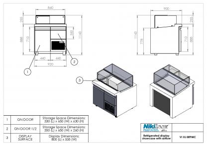 Product Drawing VI XL 089MC ENG0001